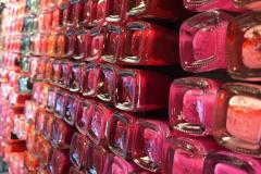 Se så många röd/rosa nyanser...