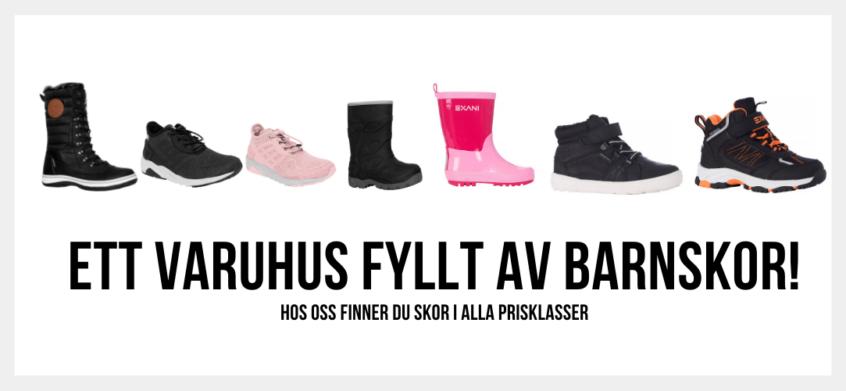 Barnskor Åhlens Outlet
